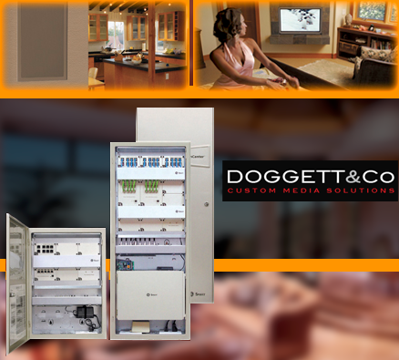Doggett and Company Custom Media Solutions | Home System Integration ...